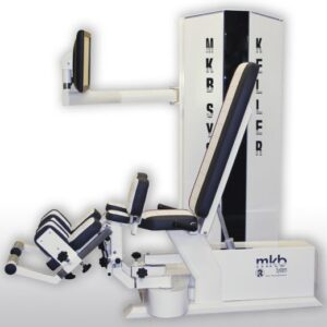 C11 Isokinetic dynamometer for abductor / adductor muscles