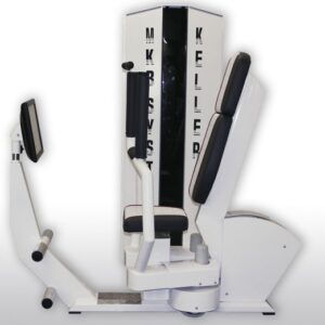 C8 Isokinetic dynamometer butterfly with double function