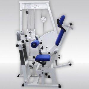 R10 Maşină isokinetică pentru coloana sacrală Extensia trunchiului – mişcare complexă