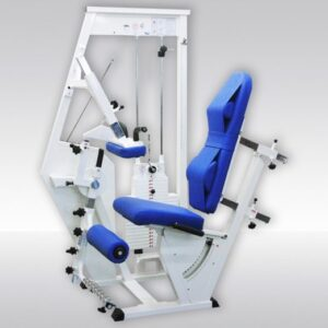 R16 Isokinetic machine for the knees