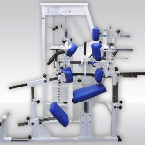 R18 Maşină isokinetică pentru coloana toracică Extensia trunchiului