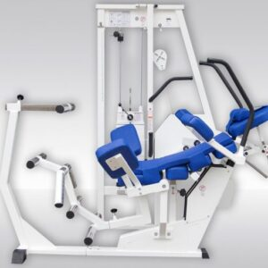 R31 Isokinetic machine for dorso-lumbar spine – Trunk flexion