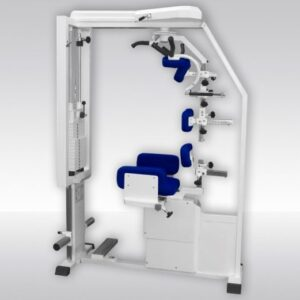 R7 Isokinetic machine for dorso-lumbar spine – Trunk rotation