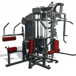 RR28 Multifunctional Isokinetic Machine for people with locomotor disabilities